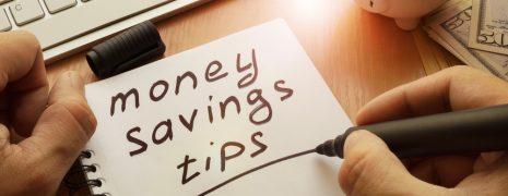 HMRC's five money-saving tips